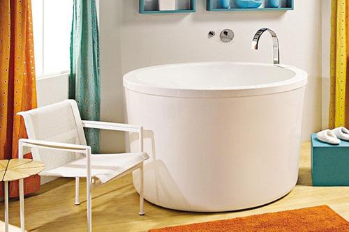 Kích thước bồn tắm ngồi