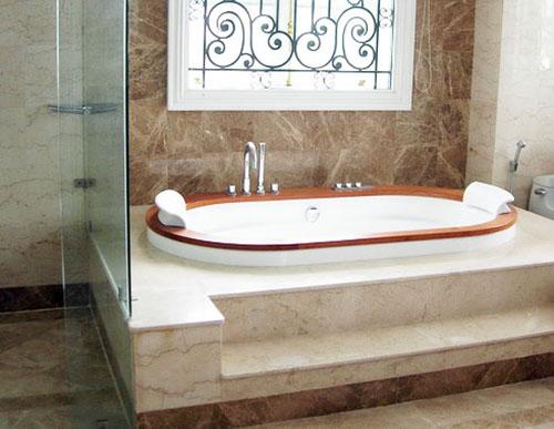 Kích thước bồn tắm nằm