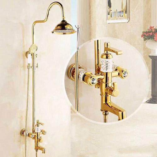 Cách lựa chọn vòi tắm hoa sen cao cấp