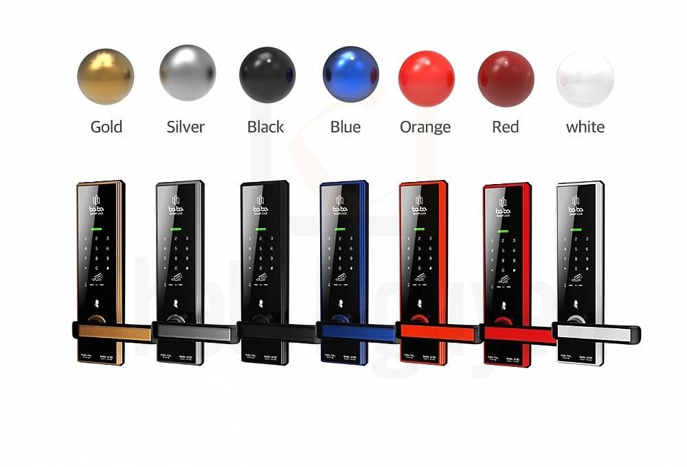 BABA-8200 có nhiều màu sắc cho bạn lựa chọn