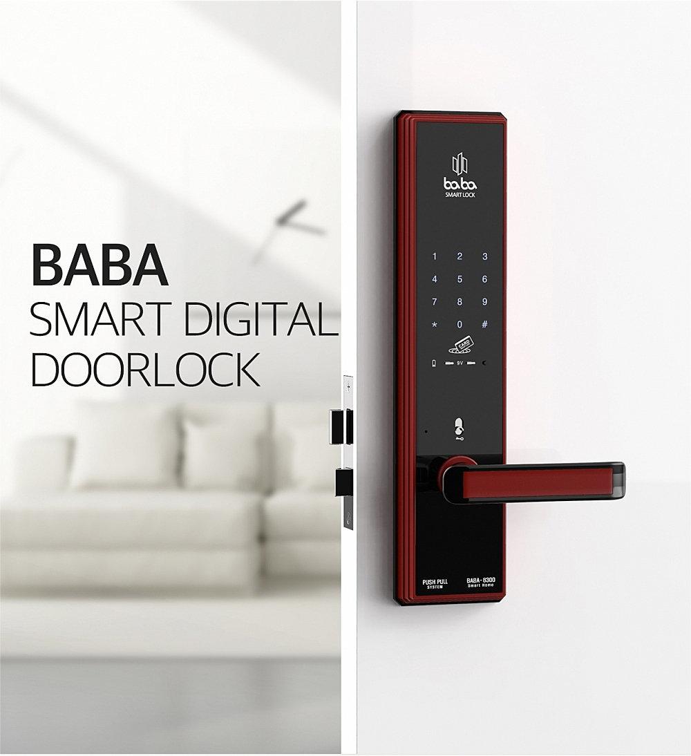 Khóa cửa BABA-8300