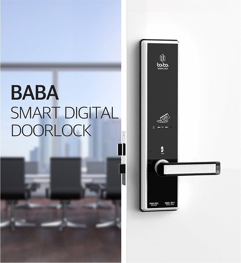 Khóa cửa thông minh BABA-8311