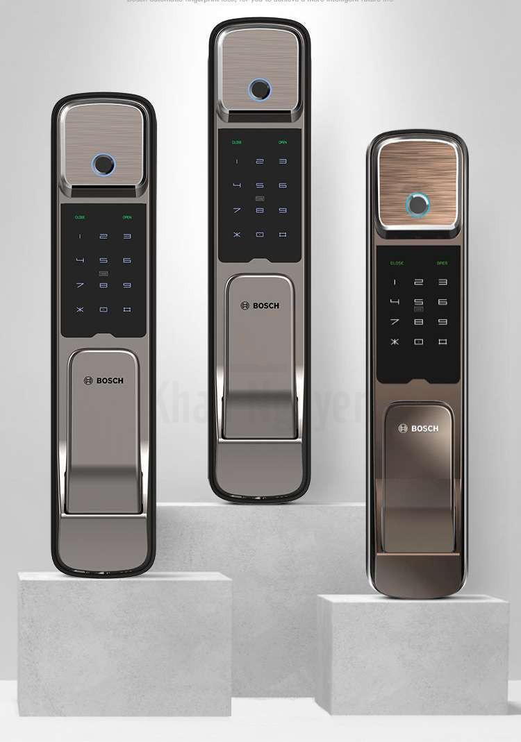 Ảnh 4 - Khóa điện tử Bosch FU550