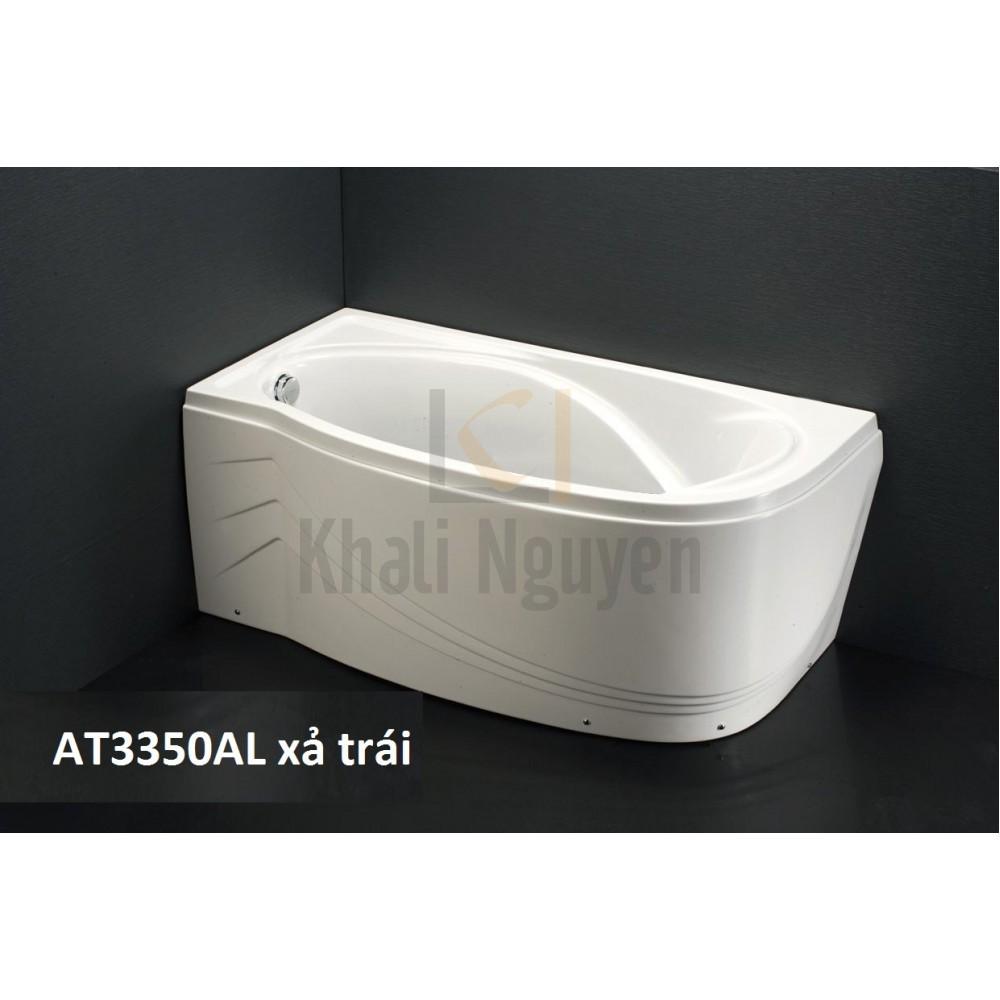 Bồn tắm Caesar AT3350 L xây