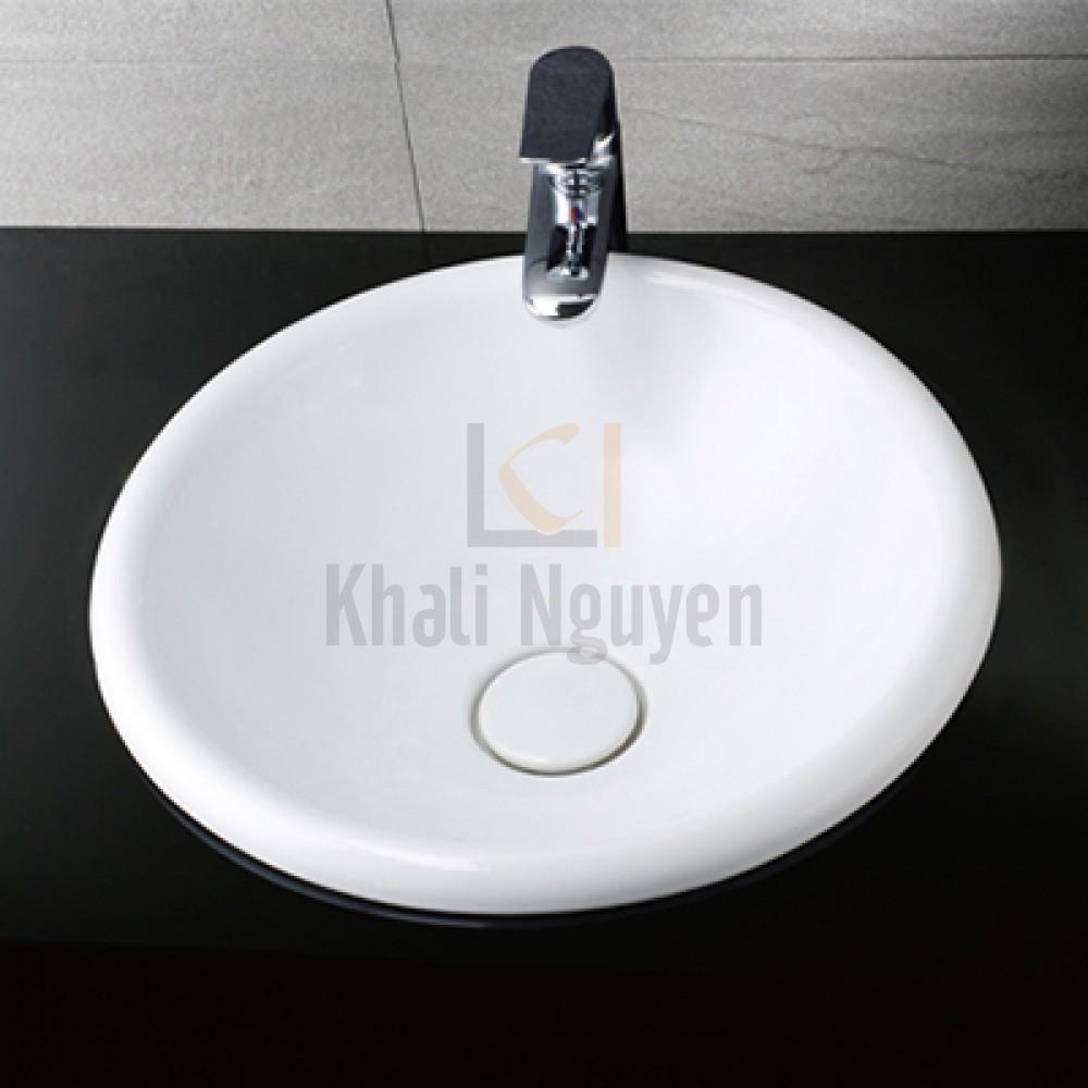 Chậu rửa lavabo âm bàn - Ưu điểm và nhược điểm - Khalinguyen