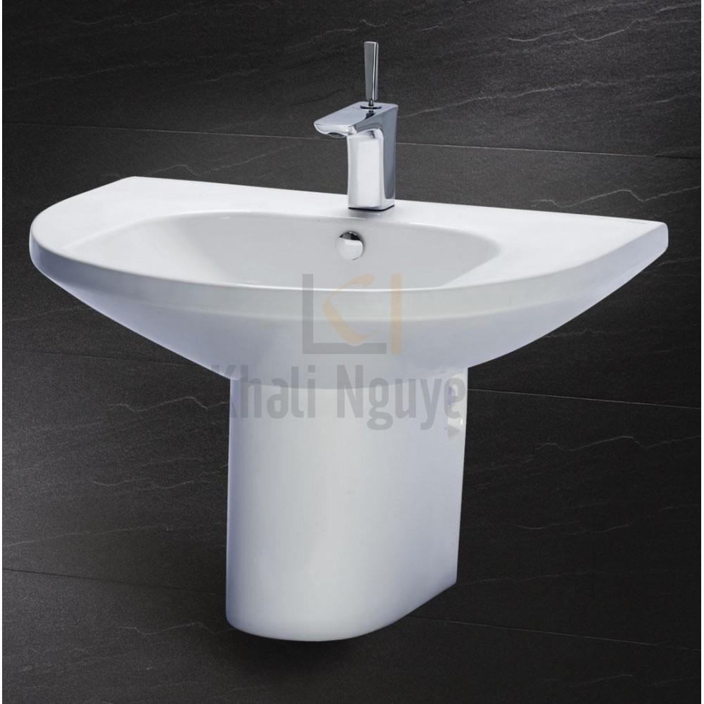 Chậu rửa lavabo treo tường - Ưu điểm và nhược điểm