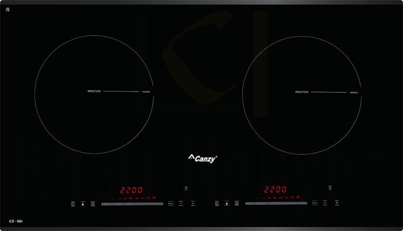 Bếp Điện Từ Canzy CZ-06I Inverter