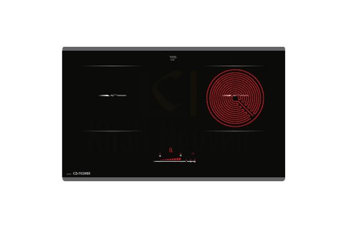 Bếp điện tử cao cấp Canzy CZ-702MIX