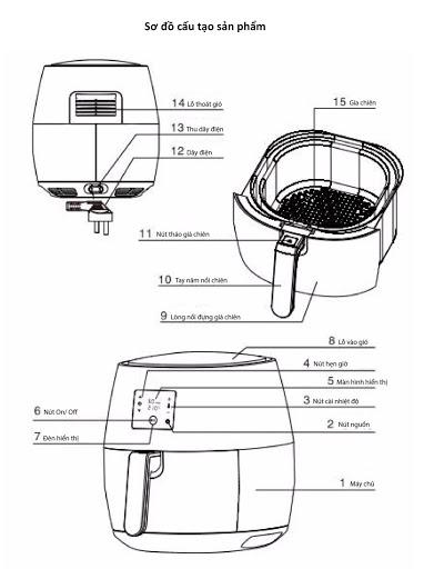 bản vẽ kỹ thuật CANZY CZ K07B