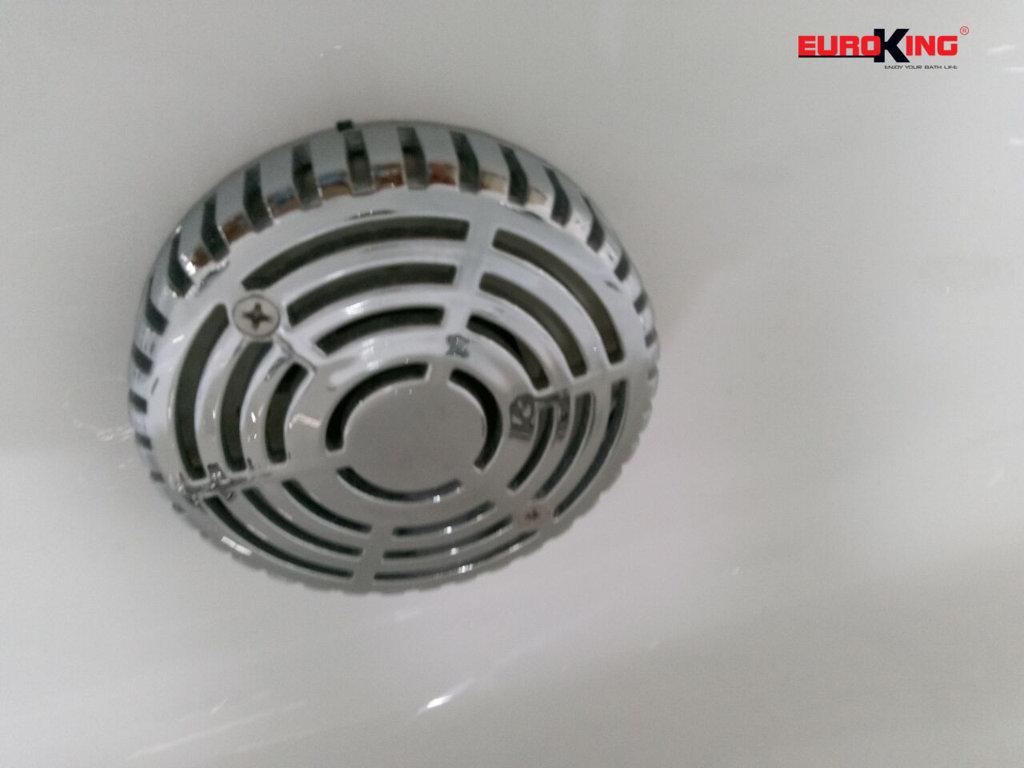 Đầu hút nước của bồn tắm massage EU-1201.