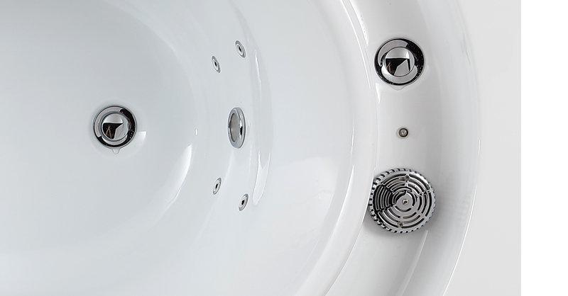 Lọc ozone khử mùi và lỗ thoát nước