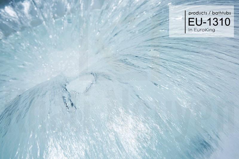 Chế độ thác nước bồn tắm EU-1310