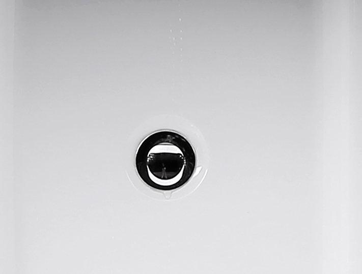 Lỗ thoát nước ở đáy bồn tắm EU-1312