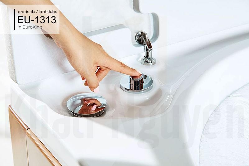 Hệ thống điều chỉnh của bồn massage EU-1313