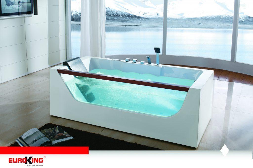 Hình ảnh tổng thể bồn tắm massage EU – 209