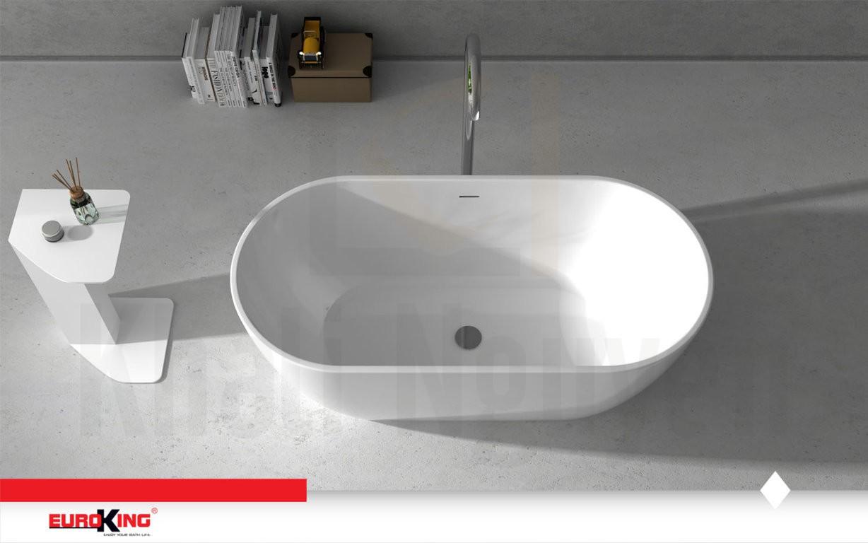 Bồn tắm DIVA EU-6024 Màu Trắng 1
