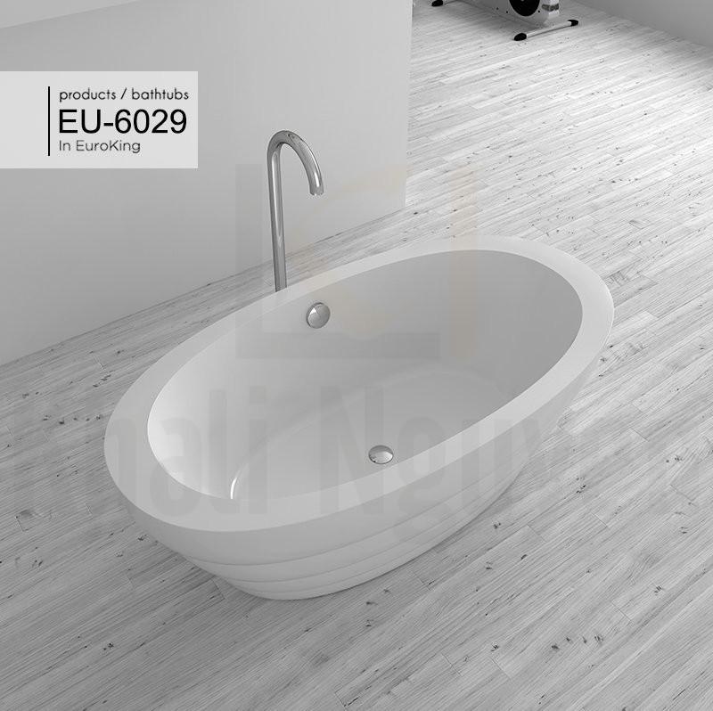 Ảnh tổng thể Bồn tắm EU-6029