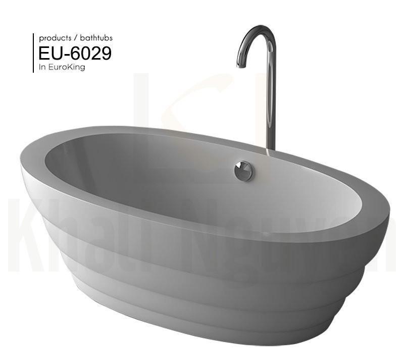 Bồn tắm EU-6029 Màu trắng