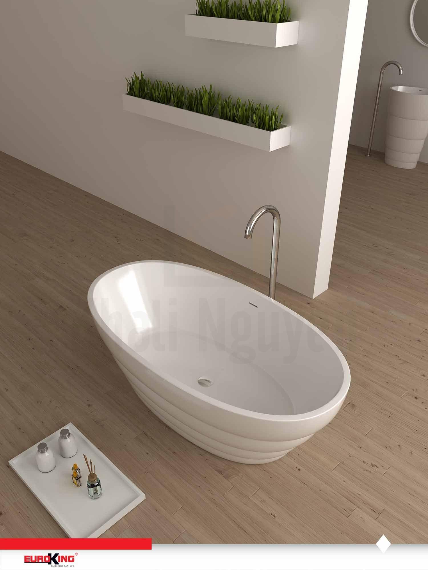 Bồn tắm HOOP EU-6030 2
