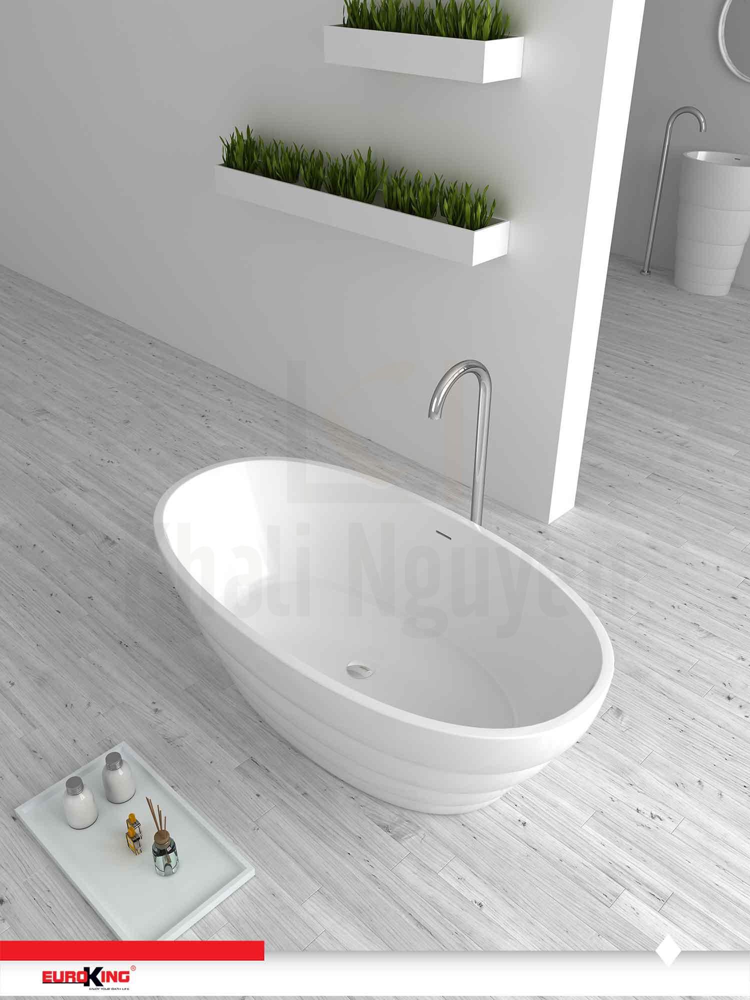 Bồn tắm HOOP EU-6030 3