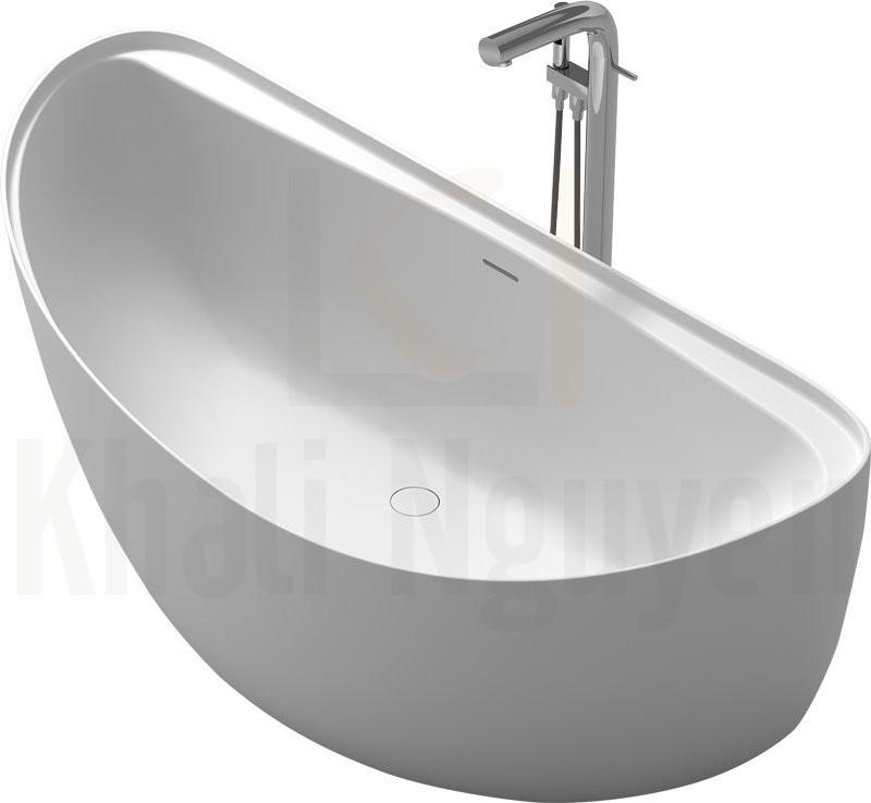 Bồn tắm EUROKING EU-65161 Màu Trắng