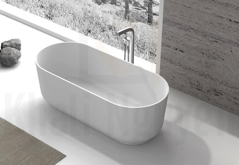 Bồn tắm EU-65166 Màu Trắng