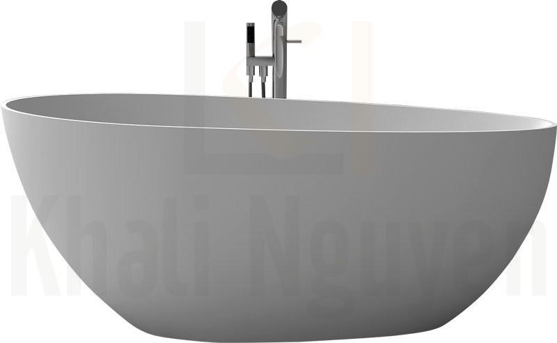 Bồn tắm EU-65167 Màu Trắng