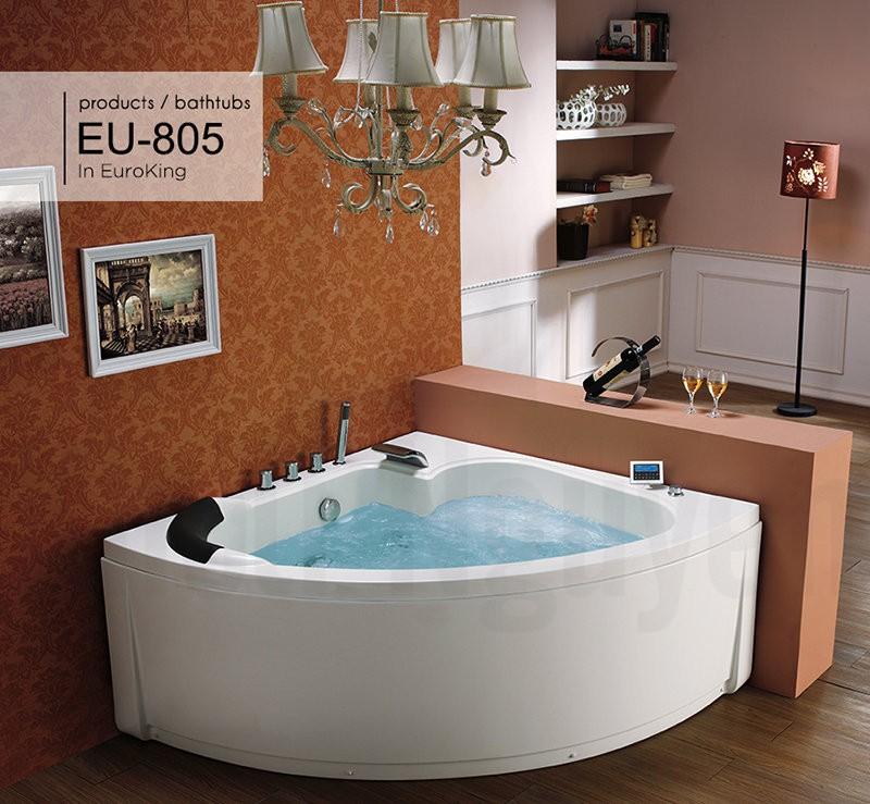 Hình ảnh tổng thể bồn tắm massage EU – 805