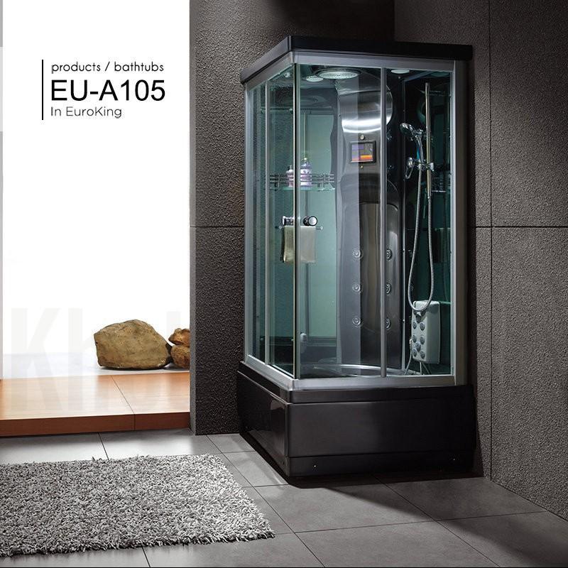 Hình ảnh tổng thể phòng xông hơi EU – A105