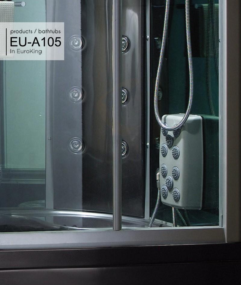 Hệ thống massage phòng xông hơi EU – A105