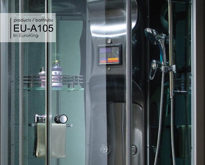Những tính năng tiện lợi của phòng xông hơi EU – A105