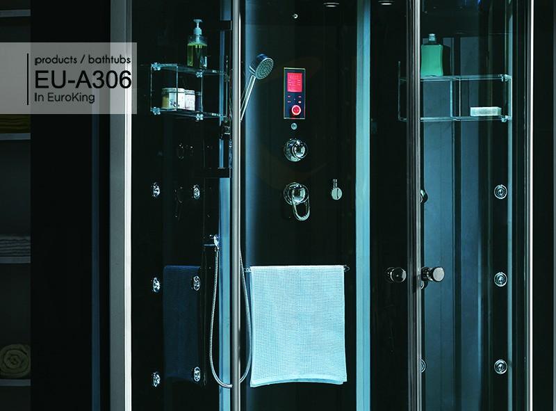 Các chức năng tiện ích của phòng xông hơi EU – A306