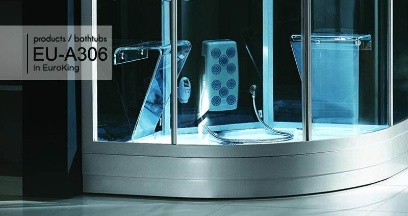 Hệ thống massage chân cùng hai bệ ghế ngồi thoải mái