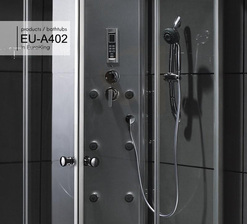 Các chức năng của phòng xông hơi EU – A402