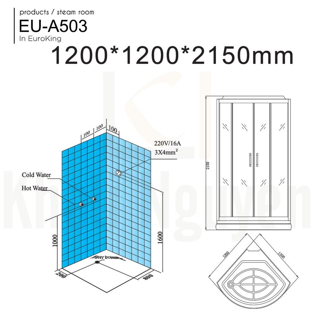 Sơ đồ kĩ thuật EU-A503