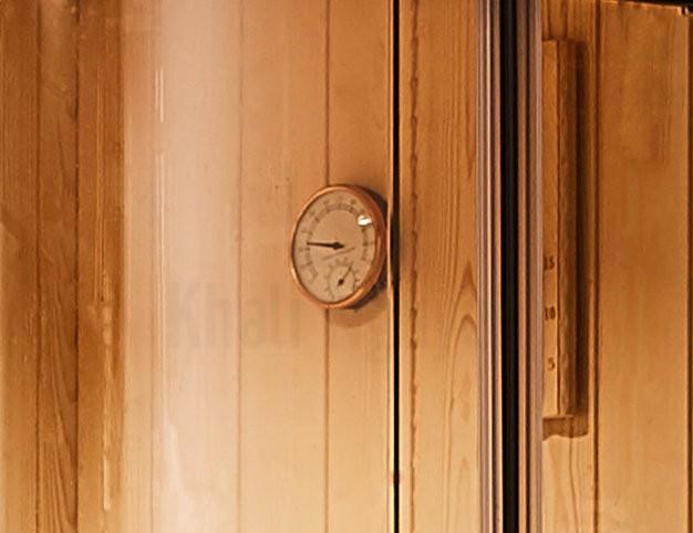Nhiệt kế và đồng hồ cát EU-A901