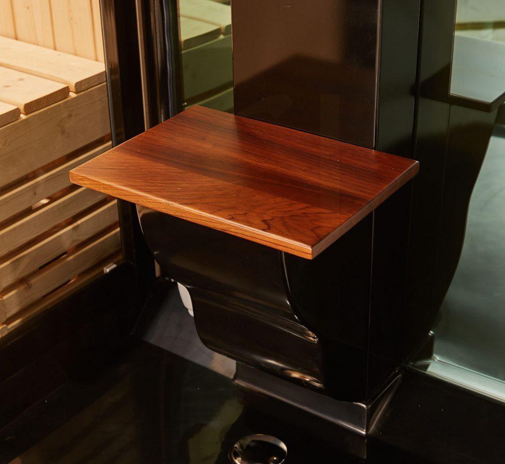 EU-A901 - Bệ ghế ngồi bằng gỗ thuận tiện