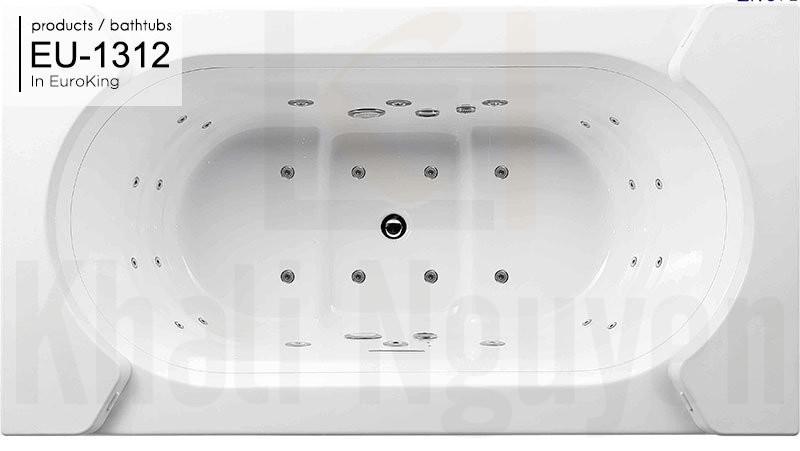 Lòng bồn tắm của bồn tắm EU-1312