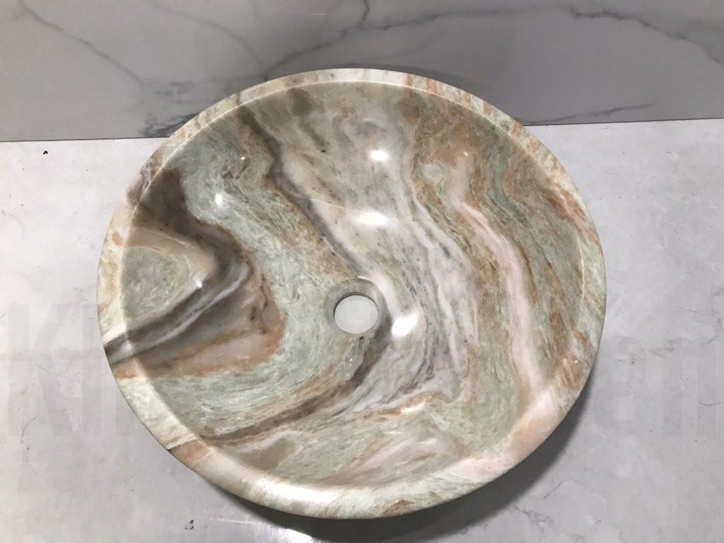 Chậu rửa lavabo đá tự nhiên BSTN08