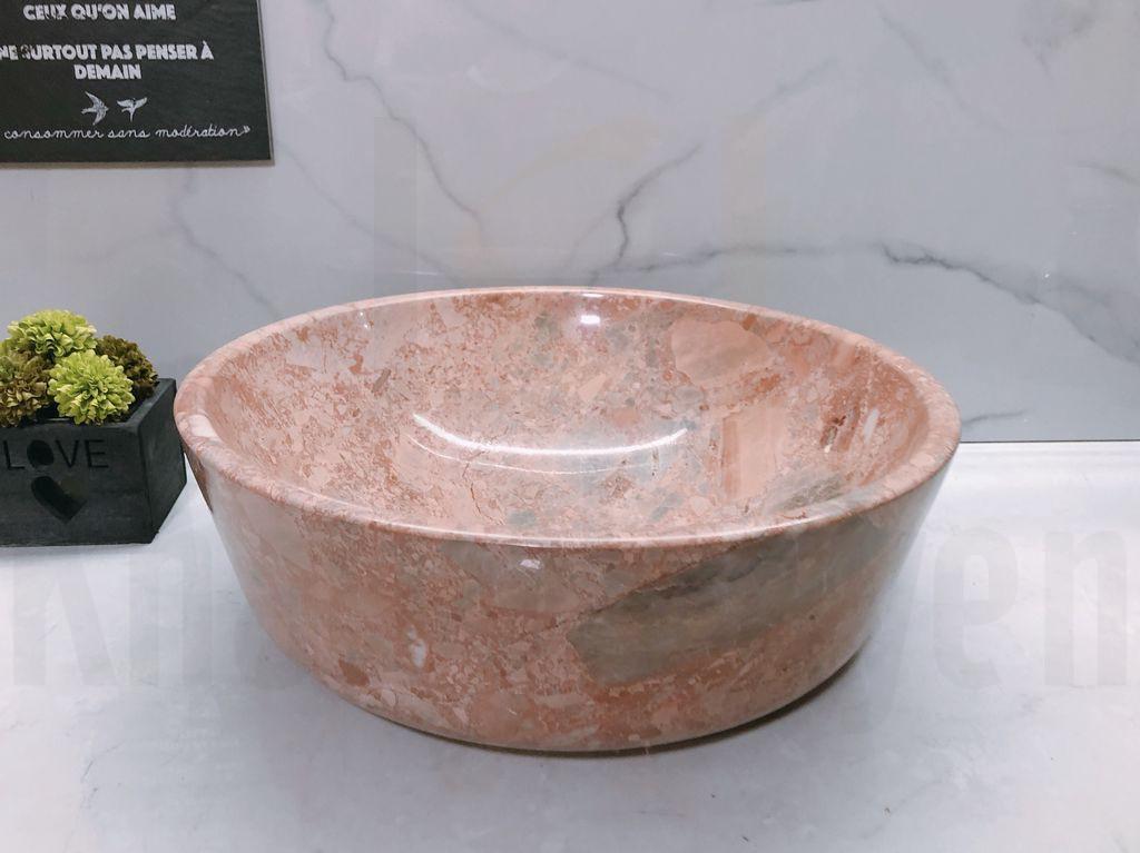 Chậu rửa lavabo đá tự nhiên BST30