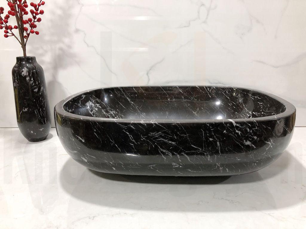 Chậu rửa lavabo đá tự nhiên BST47