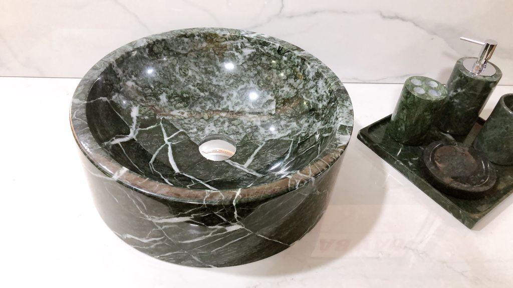 Chậu rửa lavabo đá tự nhiên BST50