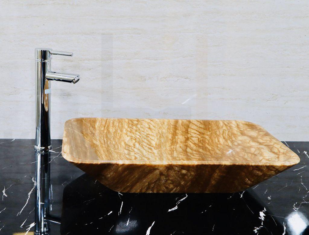 Chậu rửa lavabo đá tự nhiên BST55