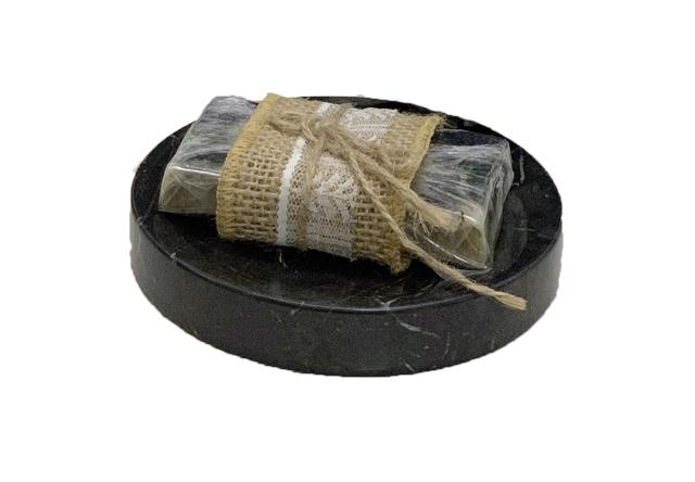 Đĩa đen đá tự nhiên BSB8-3