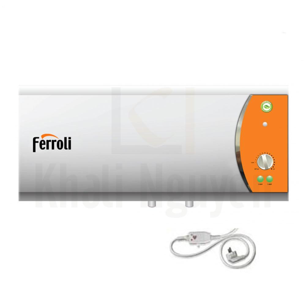 Bình Nước Nóng Ferroli VerdiTE VDTE30L
