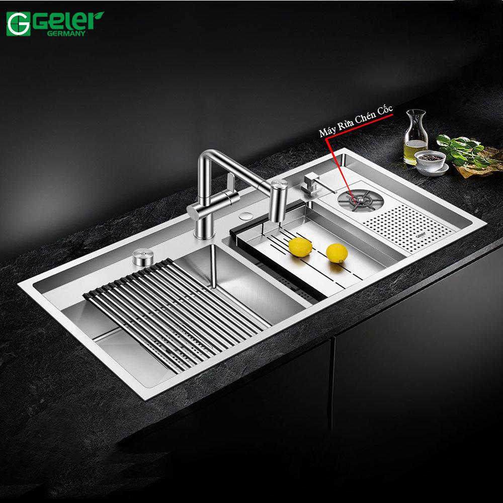 Chậu rửa bát Inox Geler GL-10050