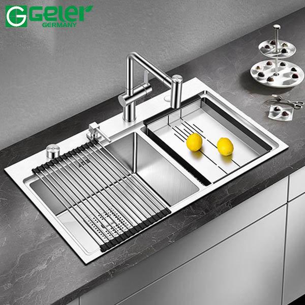 Chậu rửa bát Inox Geler GL-8248