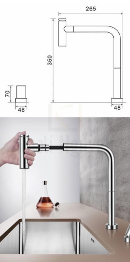 Bản vẻ kỹ thuật Gelere GL3042