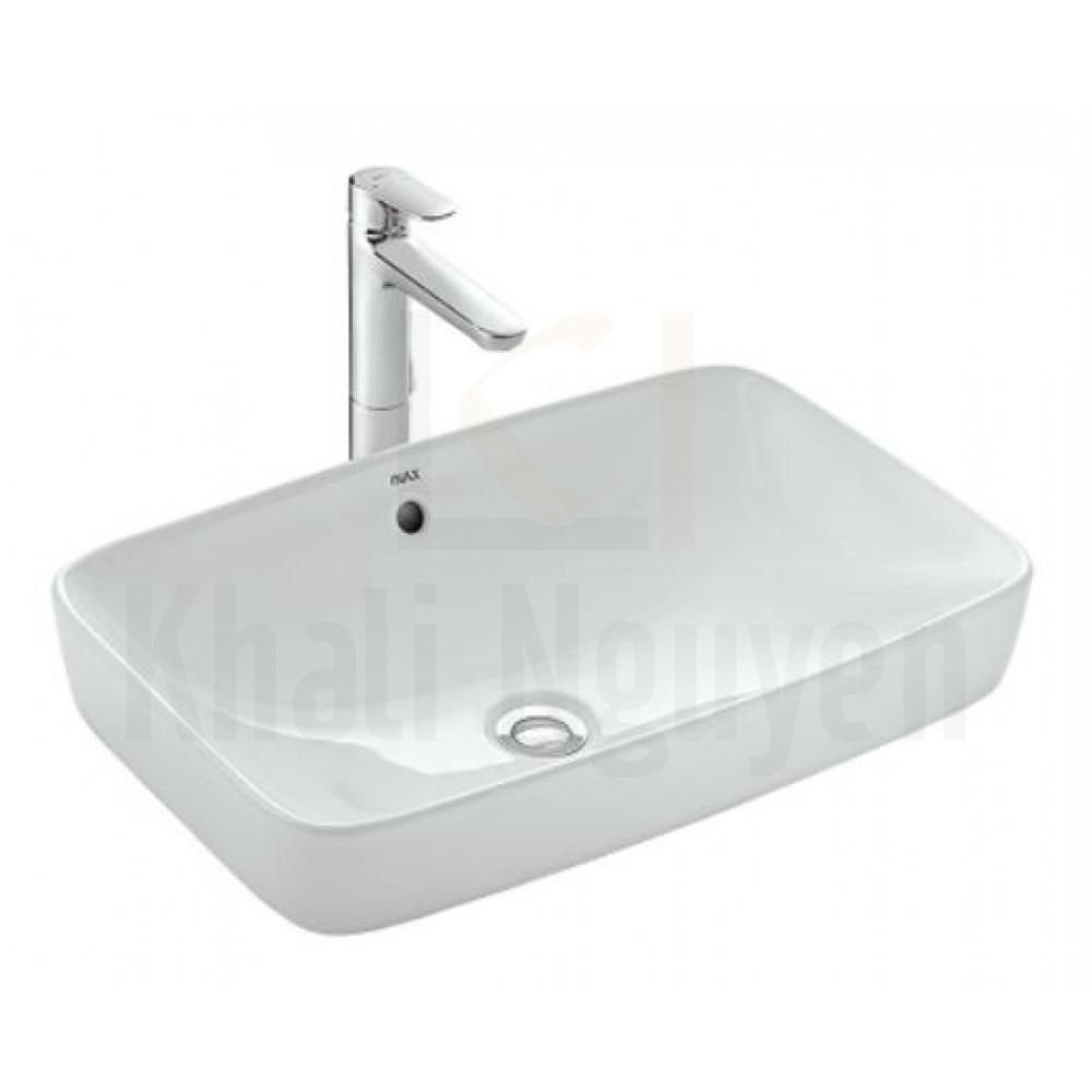 Chậu Rửa Lavabo Inax AL-299V Đặt Bàn AquaCeramic