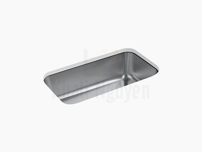 Chậu bếp đôi âm bàn cỡ lớn đặc biệt/trung Preserve 33